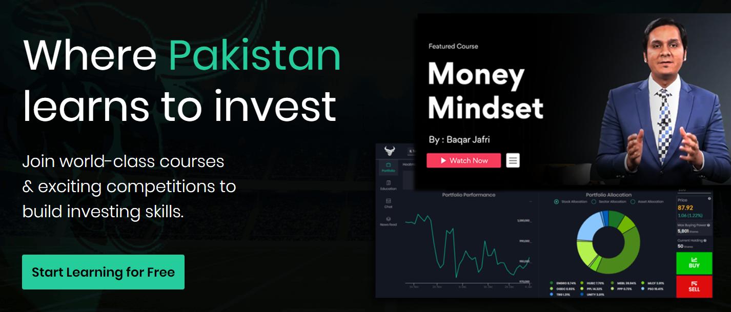 Pakistan Stock Exchange Online Shares and Market News